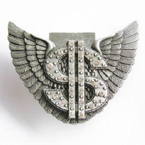 fd6afa8bdd95 Boucle de ceinture Briquet Ange Dollar