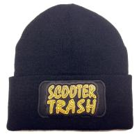 Bonnet Scooter Trash