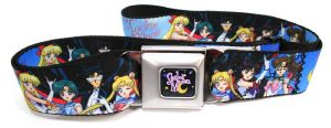 Ceinture Licence Sailor Moon