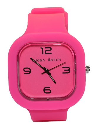 Montre Addon Watch Slim rose