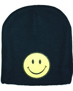 Le Bonnet noir smiley