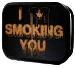 Boucle de ceinture I love smoking you
