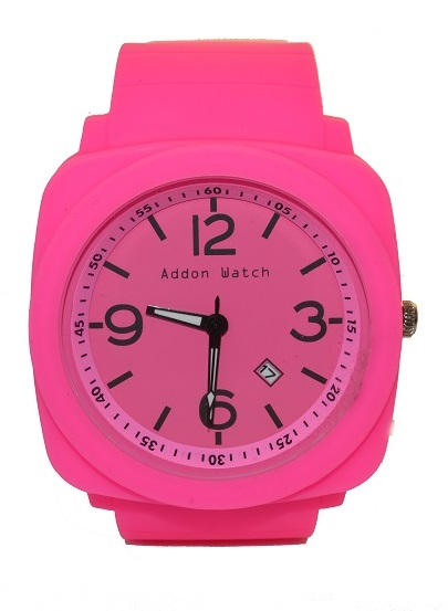 Montre Addon Watch Big rose