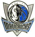 Boucle de ceinture NBA Dallas Mavericks