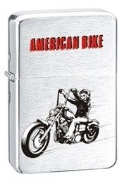 Briquet American bike