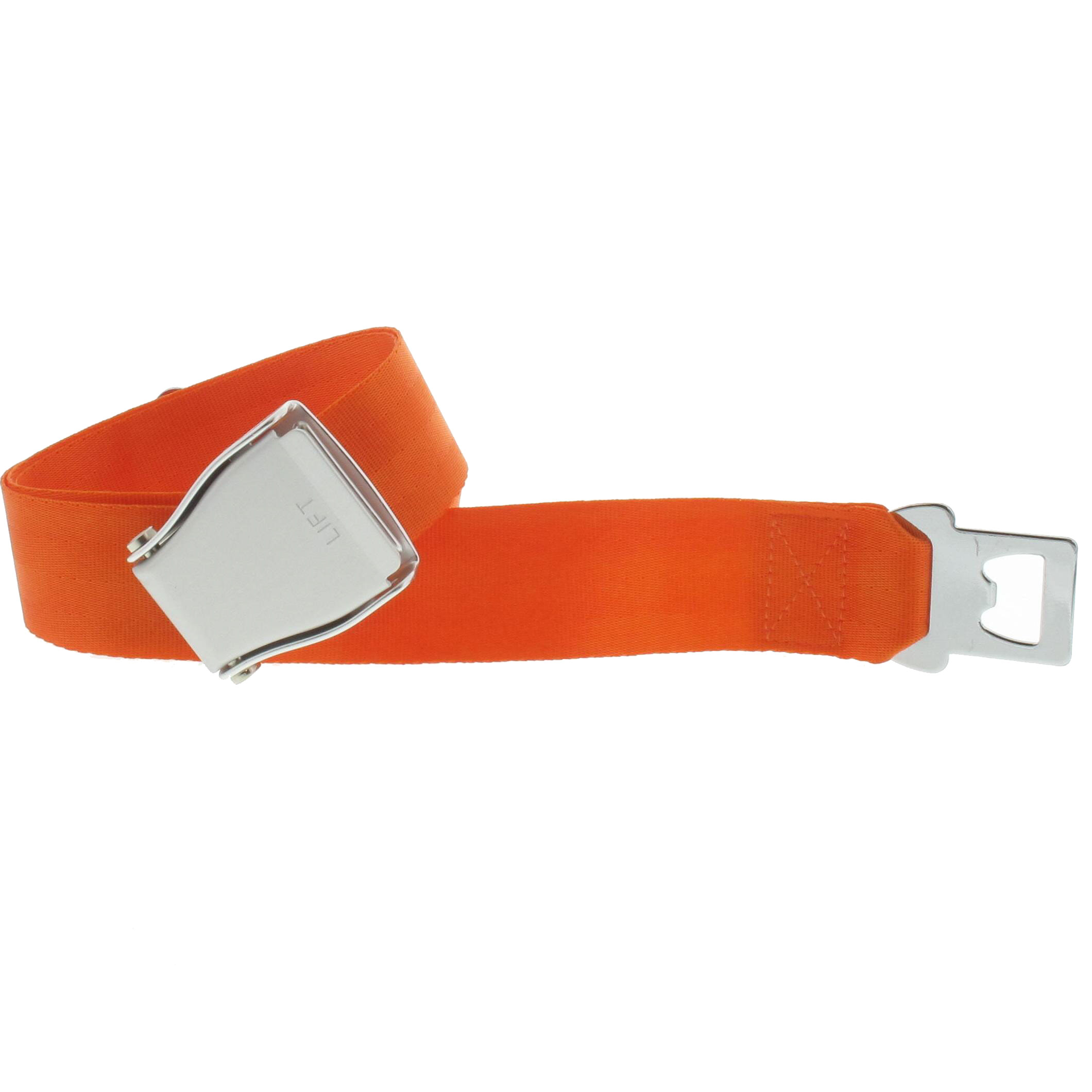 Ceinture Avion orange