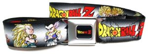 Ceinture Licence Dragon ball Z  Gohan / Trunks / Gotenks