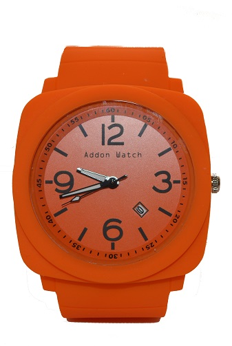 Montre Addon Watch Big orange