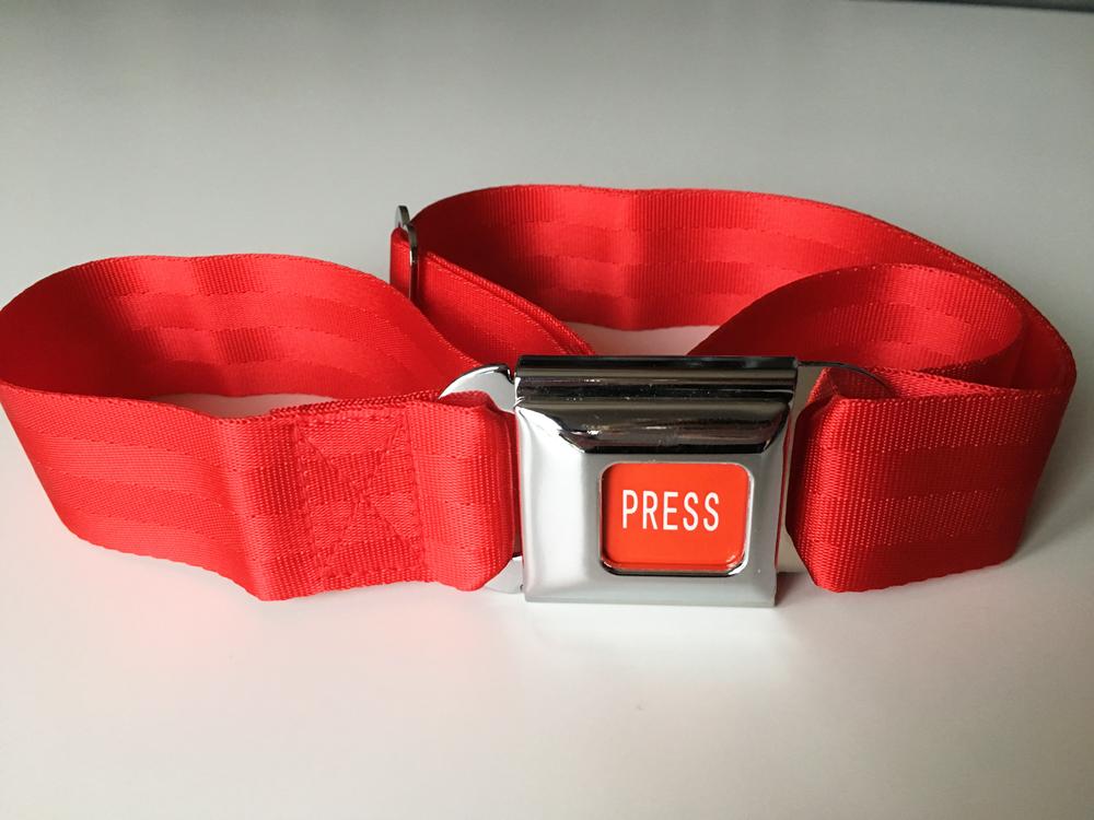 90a4f0a2a23a Ceinture voiture rouge - Boucle-de-ceinture.fr