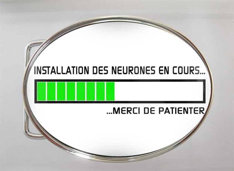 en ligne ici beaucoup à la mode commander en ligne Boucle de ceinture Installation des neurones
