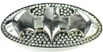 5298c738245 Boucle de ceinture Batman 3D Strass - Boucle-de-ceinture.fr
