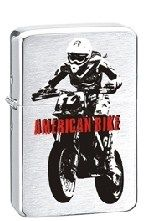 Briquet American bike cross