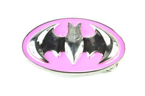 9a505904573 Boucle de ceinture Batman 3D Rose