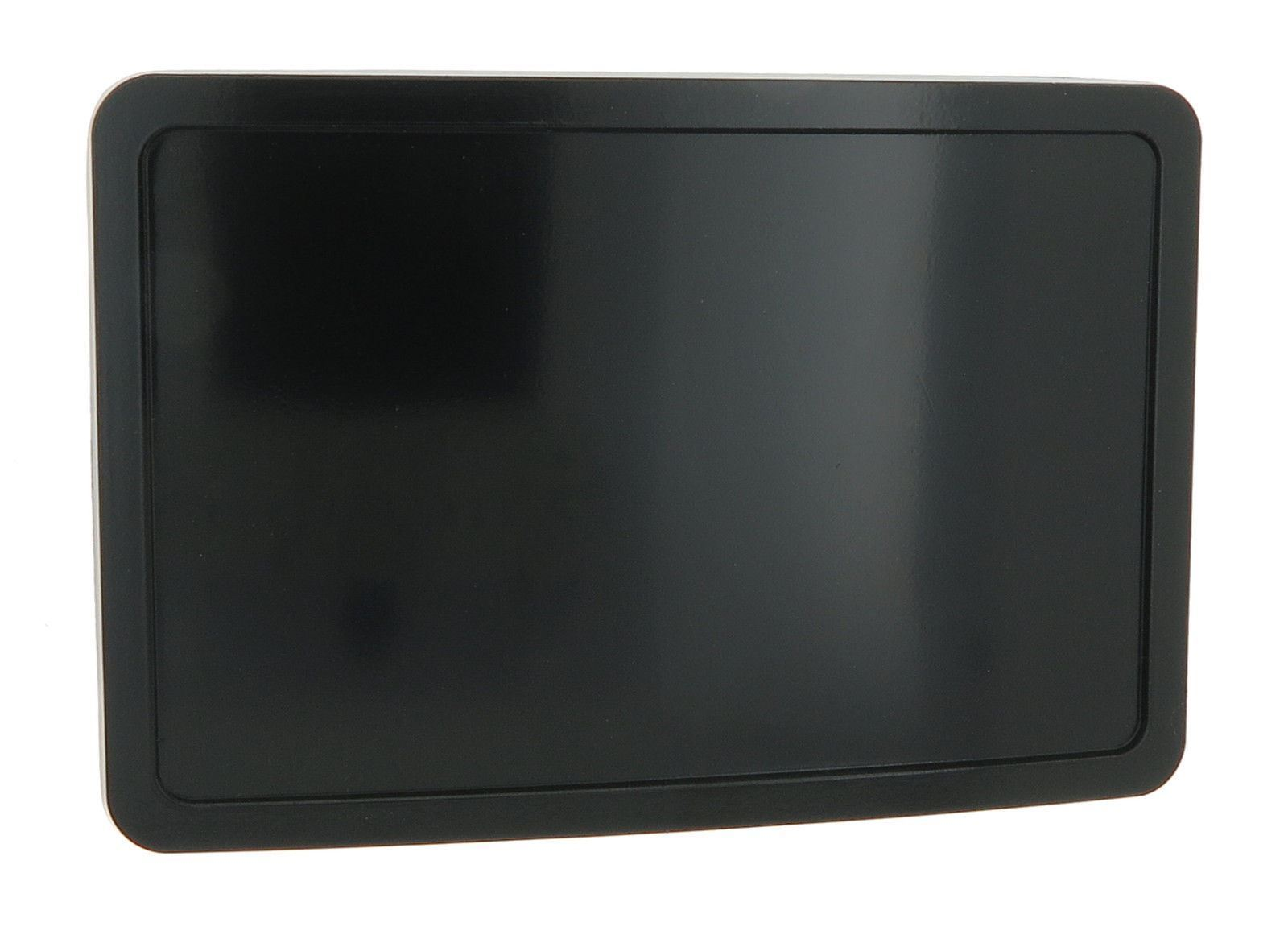 Boucle de ceinture vierge personnalisable rectangle noire - Boucle ... 1888c07afba